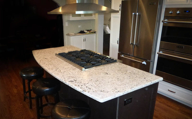 engineered quartz countertop